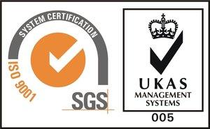 ISO9001+UKAS_logo